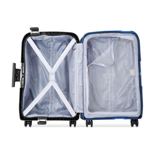VALISE TROLLEY CABINE  4 DOUBLES ROUES 55 CM