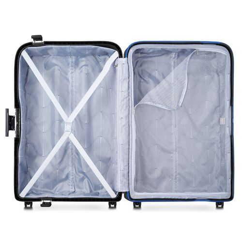 VALISE TROLLEY   4 DOUBLES ROUES 82 CM