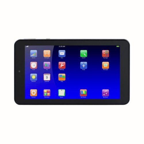 """Tablette 7"""" compatible Bluetooth®, Objet personnalisable, comité social économique"""