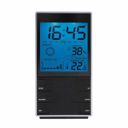 Station météo hygromètre, bluelight, Objet personnalisable, comité social économique