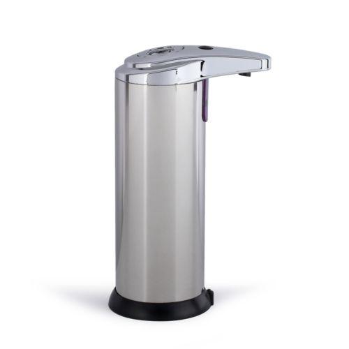 Distributeur de gel à capteur infrarouge, Objet personnalisable, comité social économique