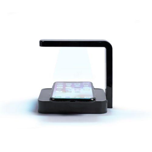 Chargeur induction stérilisateur UV Objet Media Publicitaire