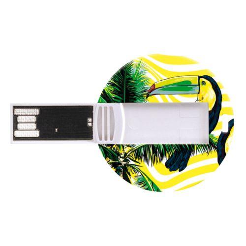 Clé USB ronde