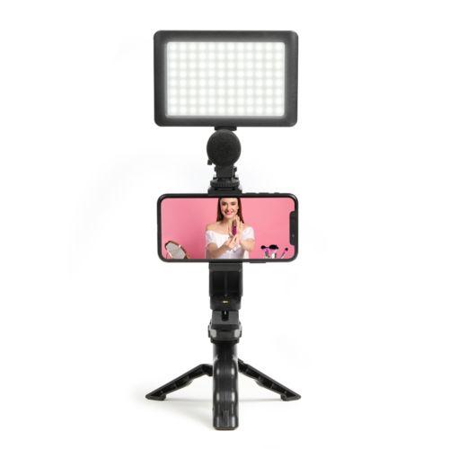 Kit vidéo vlogging