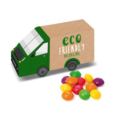 Boite carton Van - Skittles