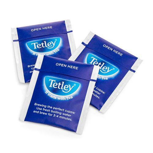 Sachet de thé Tetley
