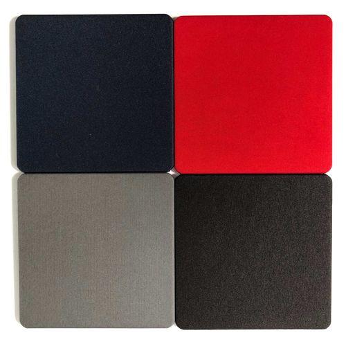 Protège document A5 (1 pochette) en simili de couleur