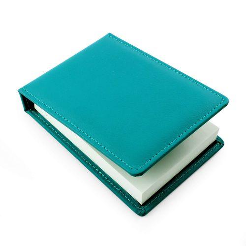 Protège calepin en cuir recyclé E-Leather
