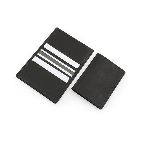 Porte-cartes en simili biodégradable