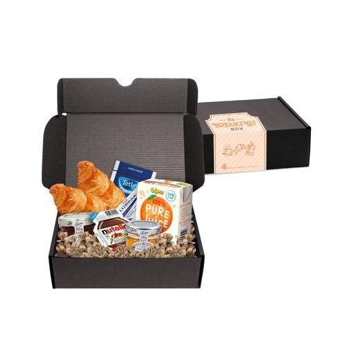 Coffret cadeau noir - Kit Petit-déjeuner