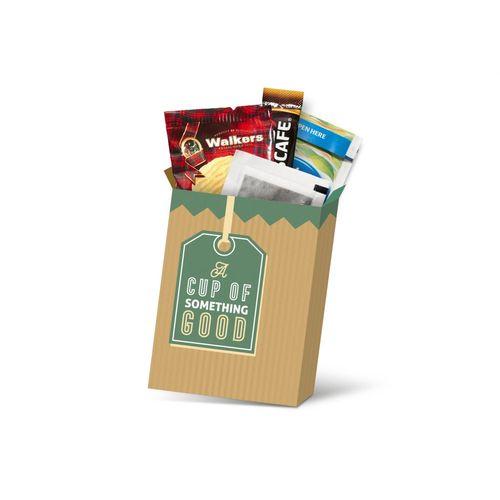 Petite boite carton ECO - Kit d'accueil - Pack 1