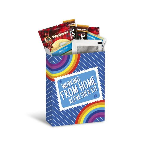 Grande boite carton ECO - Kit d'accueil - Pack 2