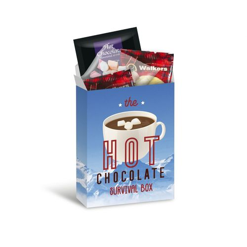 Grande boite carton ECO - Kit d'accueil - Pack 4