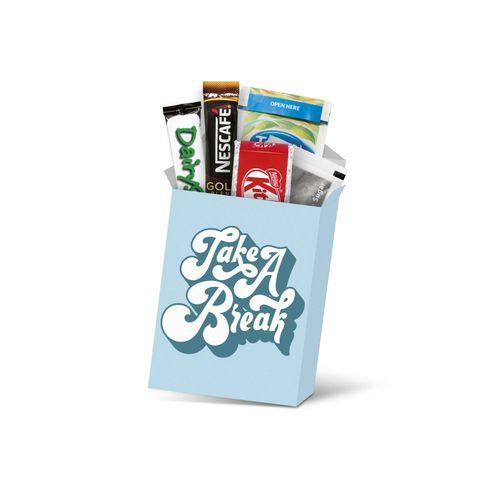 Petite boite carton ECO - Kit d'accueil - Pack 3