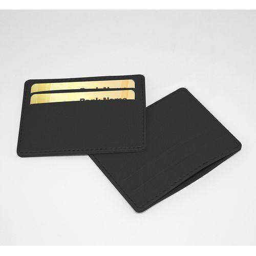 Porte-cartes slim anti-RFiD
