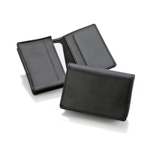 Porte-cartes avec soufflet