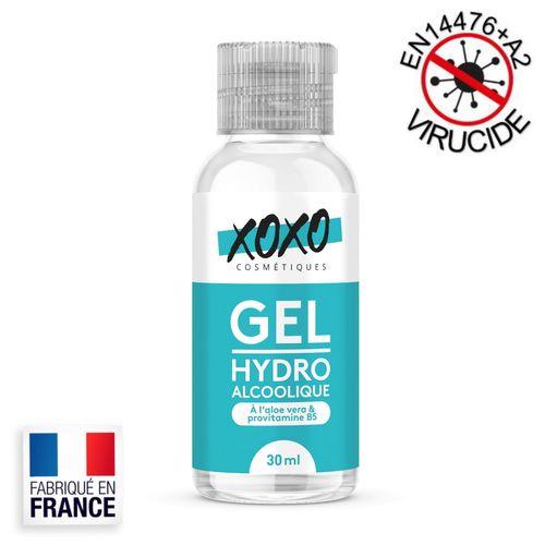 Gel hydroalcoolique 30ml - 74% d'alcool