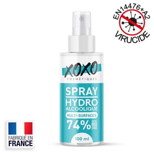 Spray multi-surface 100ml - 74% d'alcool