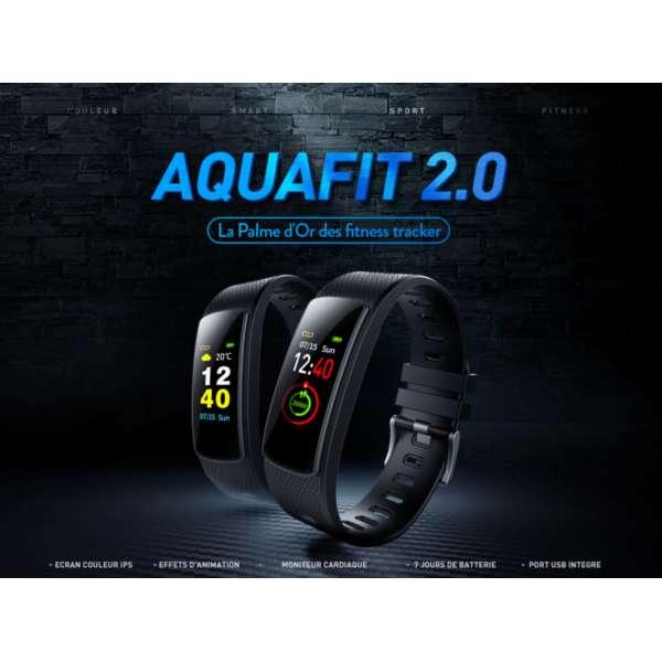Montre connectée Aquafit 2.0