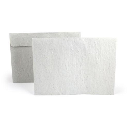 enveloppe en papier graines moyenne, Objet personnalisable, comité social économique