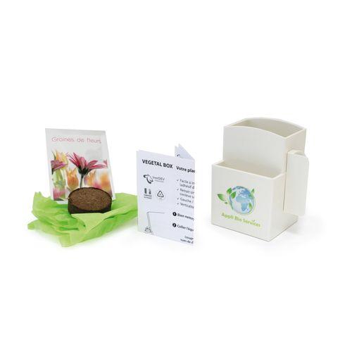 La Végétal- Box Kit, Objet personnalisable, comité social économique