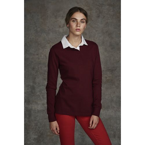 LADIES CLASSIC RUGBY SHIRT