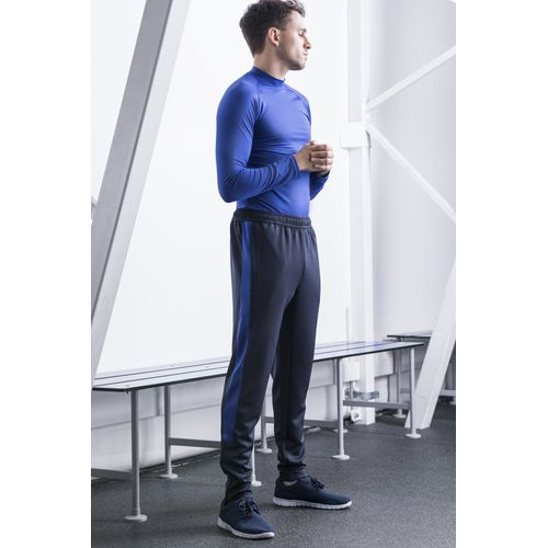 ADULT'S SLIM LEG KNITTED TRACKSUIT PANTS