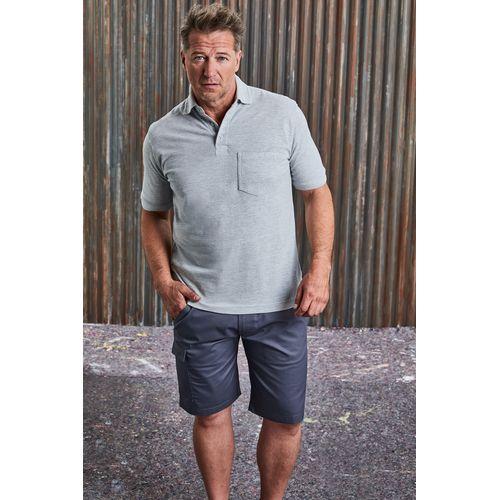 Heavy Duty Workwear Polo