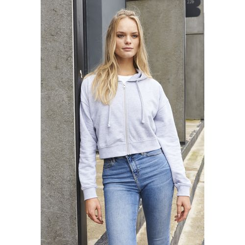 Women's Fashion Cropped Zoodie