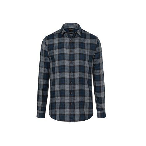 Men's Checked Shirt Urban-Style  personnalisé montpellier Paris Ile de France
