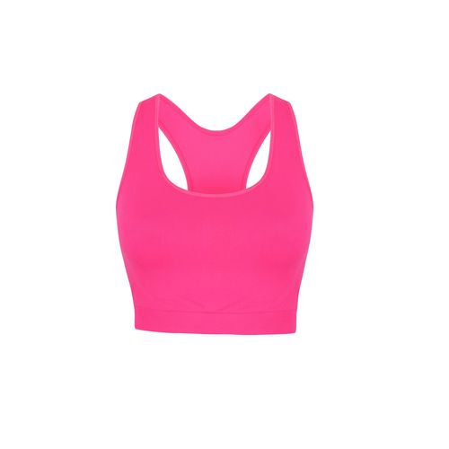 LADIES WORK OUT CROPPED TOP