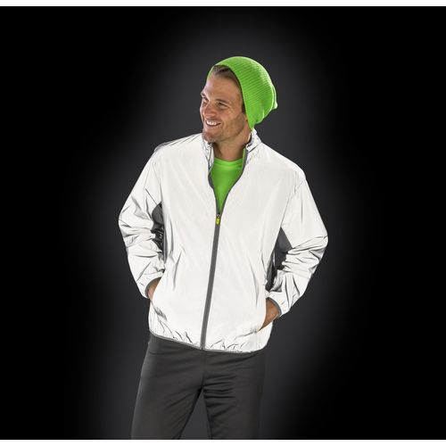 LUXE REFLECTEX HI-VIS JACKET