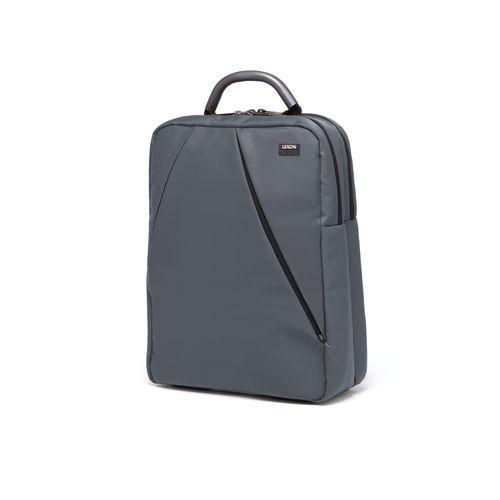 PREMIUM+ DOUBLE BACKPACK Sac à dos - Compartiment ordinateur 15-16'' - Poignée aluminium Capacité: 17L