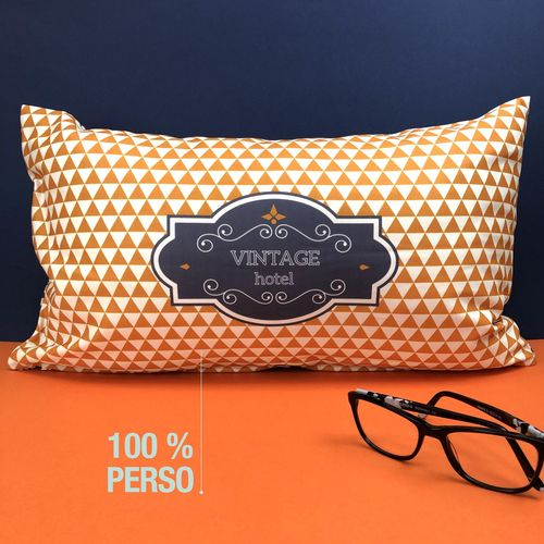 Housse de coussin rectangle ZYKO
