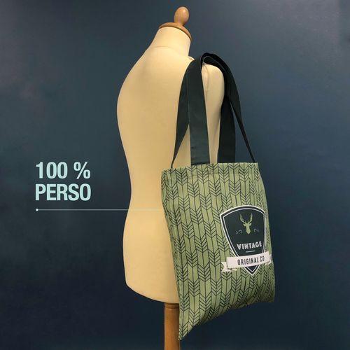 Tote Bag plat CITY