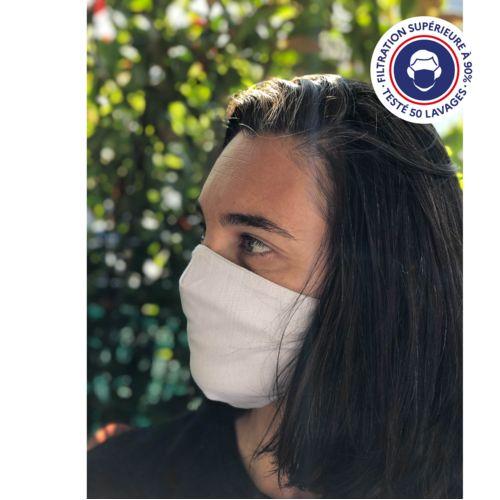 Masque UNS 1 - MASQUITA - Neutre Agence Essentiel