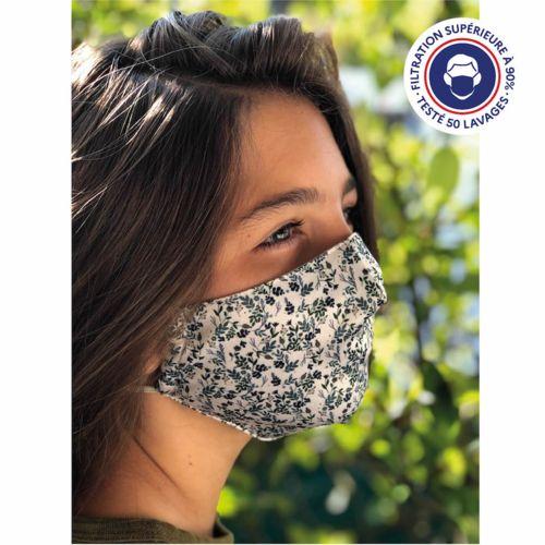 Masque UNS 1 - MASQUITA  - personnalisable en sublimation