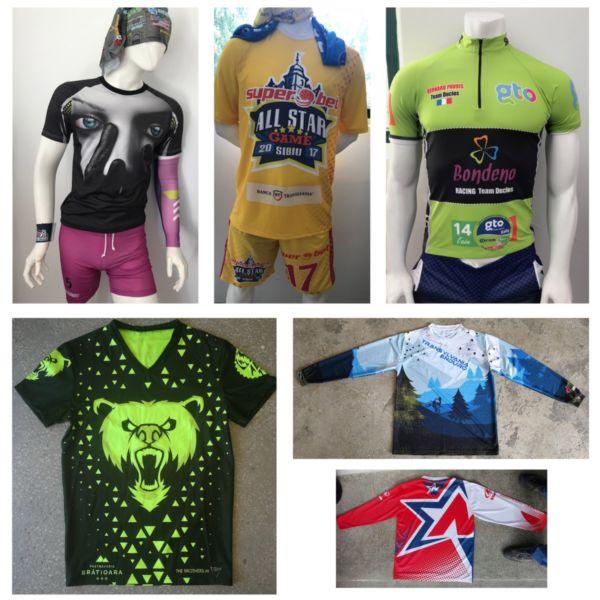 Vêtements de sport personnalisé