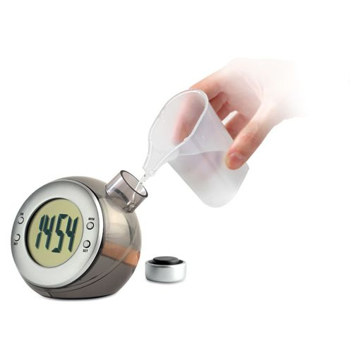 Horloge à énergie liquide