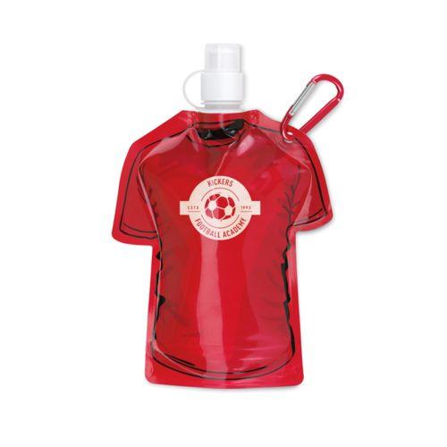 """Gourde pliable """"T-shirt"""" - ISOCOM - OBJETS ET TEXTILES PERSONNALISES - NANTES"""