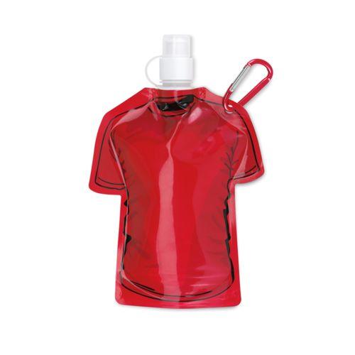 "Gourde pliable ""T-shirt"""