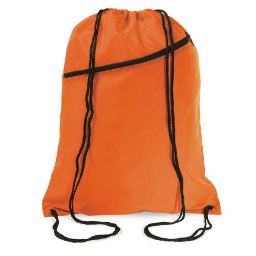 Grand sac cordon objet publicitaire original