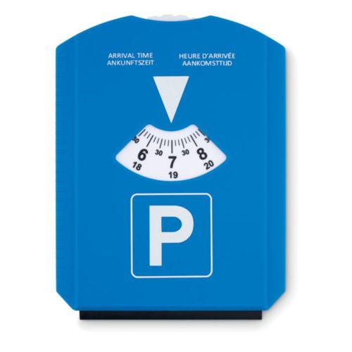 Disque stationnement / scraper