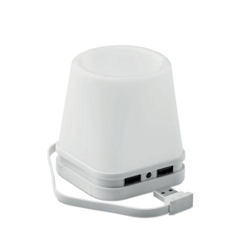 FUJI Hub USB et pot à crayons