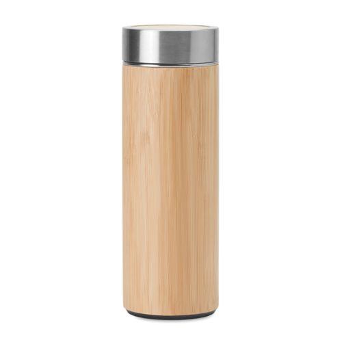 Gourde double paroi  Bambou