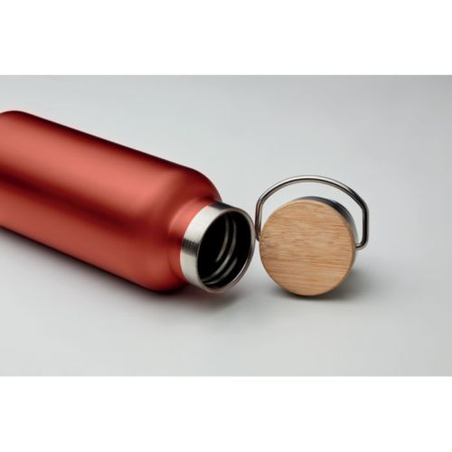 Flacon double paroi 500 ml publicitaire personnalisé annecy génève chambéry lyon