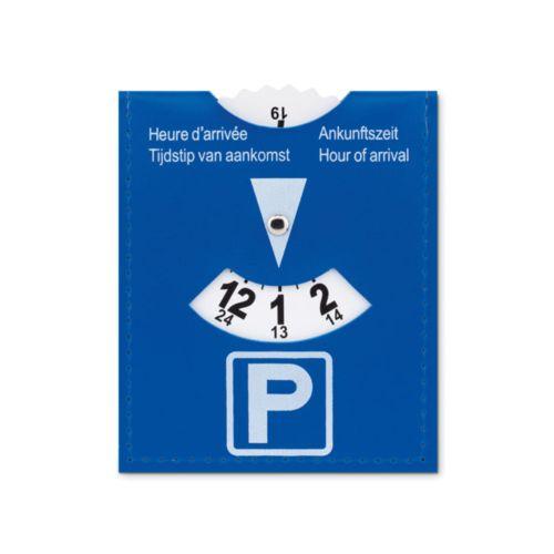 PARKCARD Carte de stationnement en PVC.