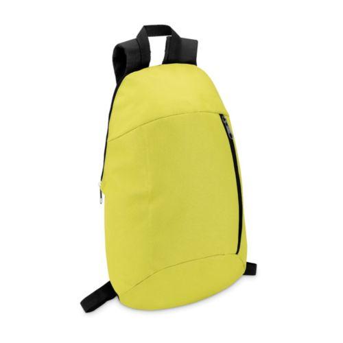 Sac à dos poche frontale par EG Diffusion 07210 BAIX Objets publicitaires et Cadeaux d'affaires Textile, PLV, Goodies, vêtement de travail, objets éco et durables , stylos , USB, multimédia