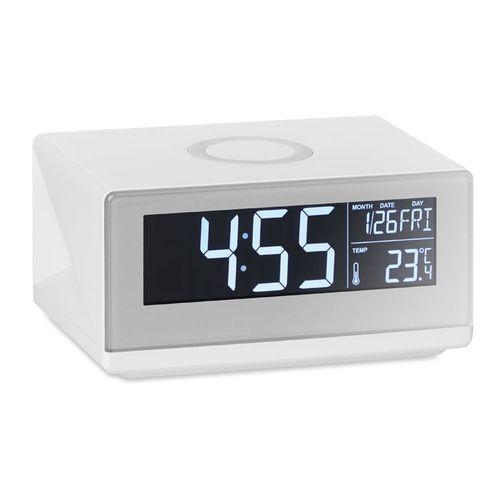 Horloge LED et chargeur sans fil
