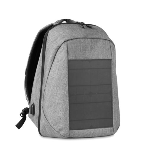 Backpack solar